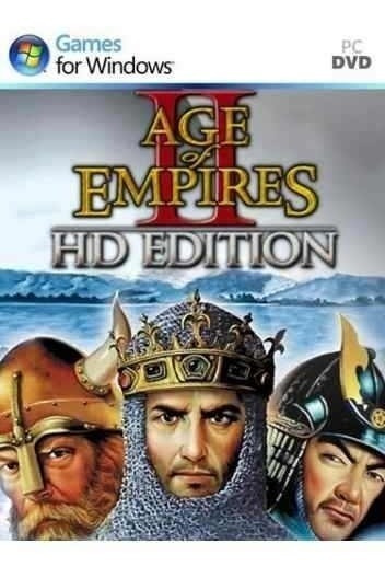 Age Of Empires 2 Hd - Jogo Pc Original Steam Ou Dvd Gravado