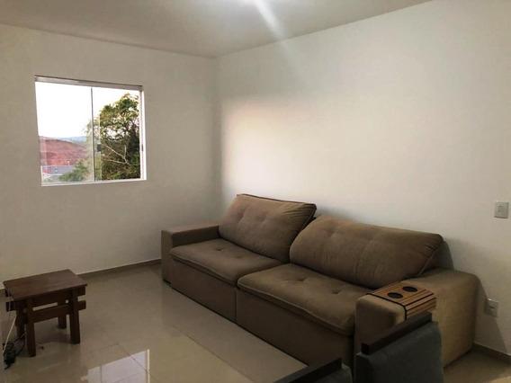 Ótimo Apartamento Com 74m² Com 2 Dormitório, Suíte No Santo Antônio, Viçosa-mg - 5539