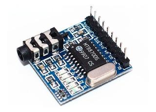Módulo Decodificador Tonos Telefónicos Mt8870 - Arduino