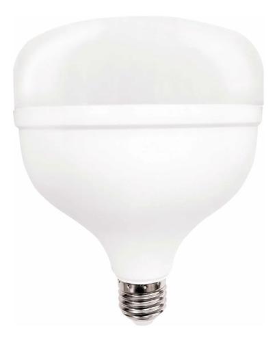 Imagen 1 de 1 de Lámpara Led Alta Potencia Galponera Luz Calida 50w 220v E27