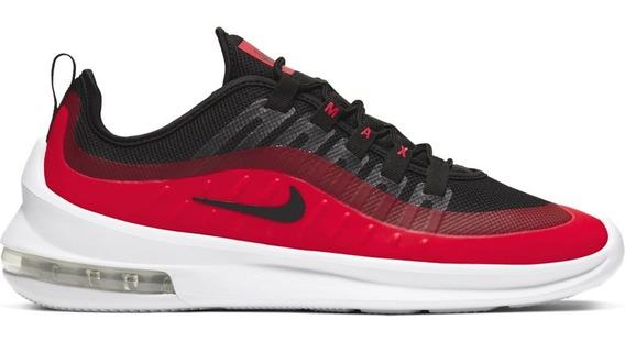 Tenis Nike Air Max Axis Rojo/negro Aa2146 800