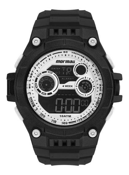 Relógio De Pulso Mormaii Mo9000d/8b