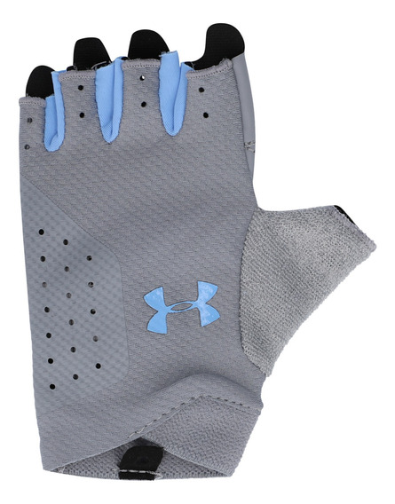 Guantes Under Armour Fitness Light Mujer Gris
