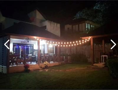 Casa -jarabacoa-alquiler Precio Por Noche Rd$10,000.00