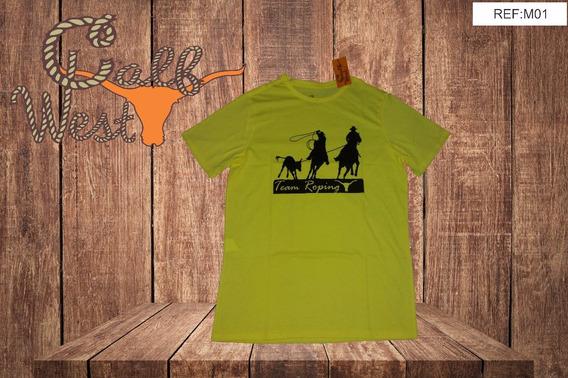 Camiseta Calf West