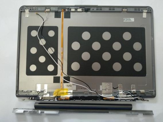 Carcaça (tampo Da Tela + Moldura) Notebook Samsung Np 530