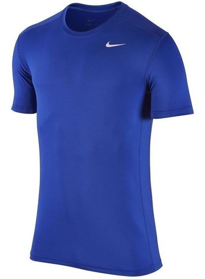 Camiseta Masculina Nike Dri Fit Azul G - 728053-480