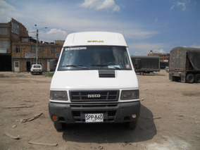 Vendo Microbus Iveco