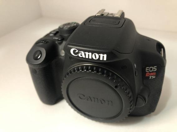 Canon T5i (com Defeito) Assista O Vídeo
