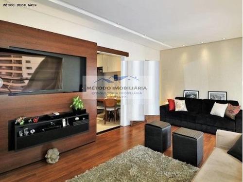 Imagem 1 de 15 de Apartamento Para Venda Em São Paulo, Chacara Inglesa, 3 Dormitórios, 1 Suíte, 2 Banheiros, 1 Vaga - 12579_1-1363665