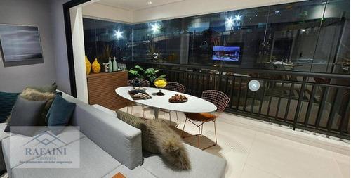 Apartamento Com 2 Dormitórios À Venda, 63 M² Por R$ 571.000,00 - Vila Matilde - São Paulo/sp - Ap0689