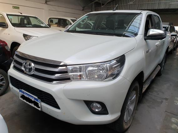 Toyota Hilux Srv 4x4 Manual