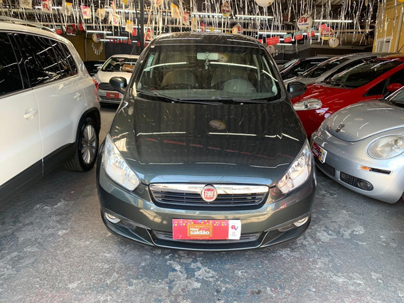 Fiat Grand Siena 2015 1.6 16v Essence Flex 4p