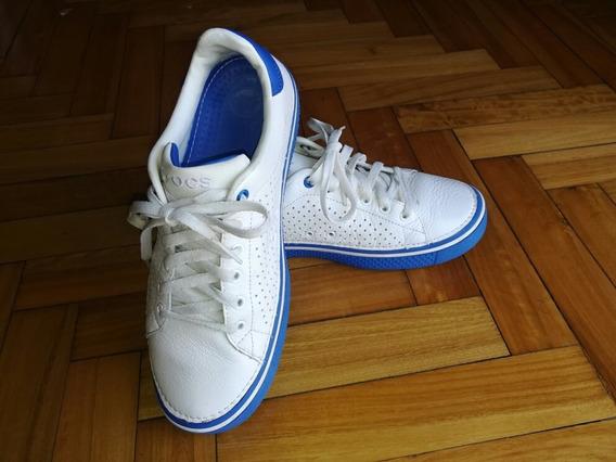 Zapatillas Crocs Importadas Acordonadas