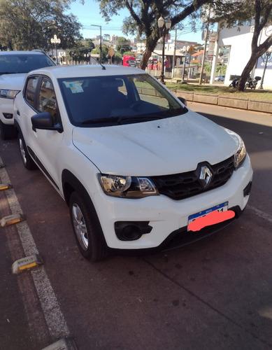 Imagem 1 de 5 de Renault Kwid 2022 1.0 12v Zen Sce 5p