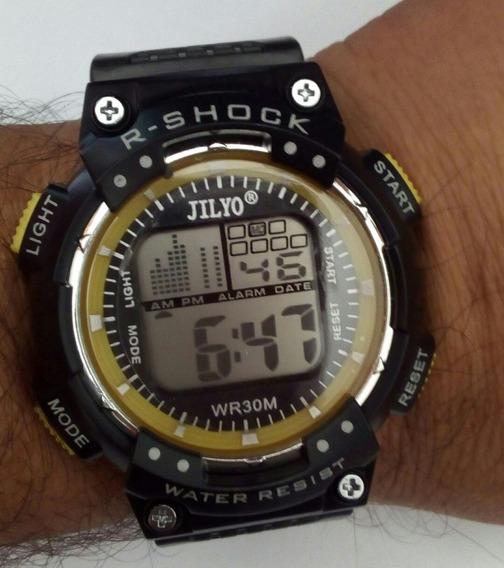 Relógio Sport Digital Bonito Casual Barato