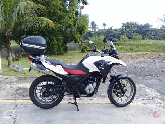 Motocicleta Bmw G650gs 2012