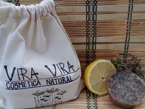 Jabón Tratamiento Acné - Orgánico + Eco Pack