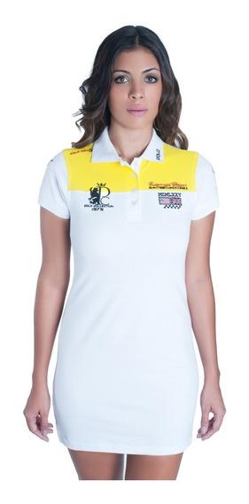Vestido Polo Collection Racing