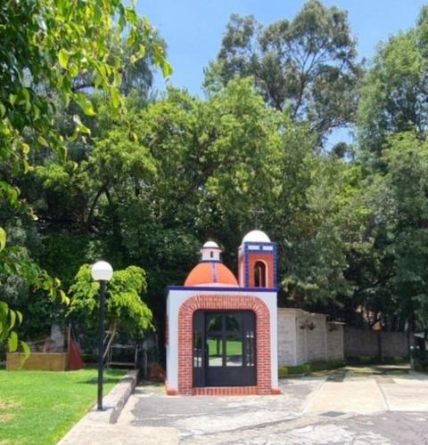 Imagen 1 de 21 de Finca Terreno En Renta O Venta La Noria Xochimilco En Avenida México