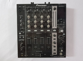 Pioneer Djm 750 Mk2 Placa Mãe Queimada