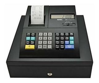 Caja Registradora Royal Y Detector De Dinero Oferta Especial