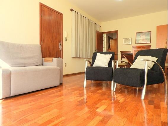 Apartamento 3 Quartos À Venda, 3 Quartos, 2 Vagas, Sion - Belo Horizonte/mg - 10530