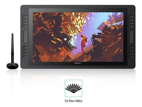 Tableta Gráfica Huion Kamvas Pro 20