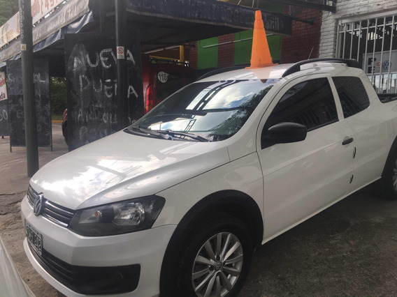 Volkswagen Saveiro 1.6 D/cab Gnc Highli
