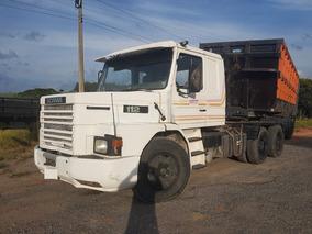 Scania 112 6x4 Ano 1989