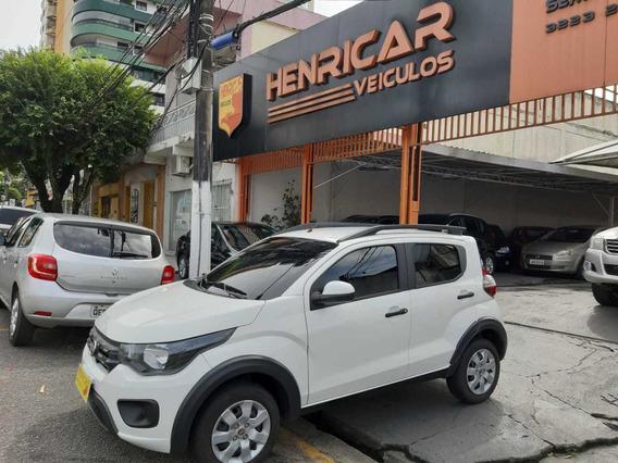 Fiat Mobi Way 2017/2018 R$ 36.000 Com 38.000km Rodados
