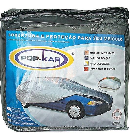 Capa De Carro Cobrecar - Pop Kar Média Proteção Chuva E Sol