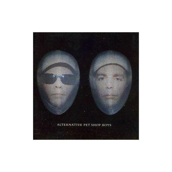 Pet Shop Boys Alternative Importado Cd X 2 Nuevo