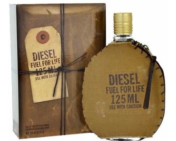 Perfume Diesel Fuel For Life 125 Ml Original