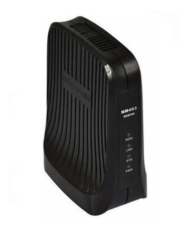 Nm403 Modem Netcore Adsl2+ Banda Ancha Internet Para Cantv