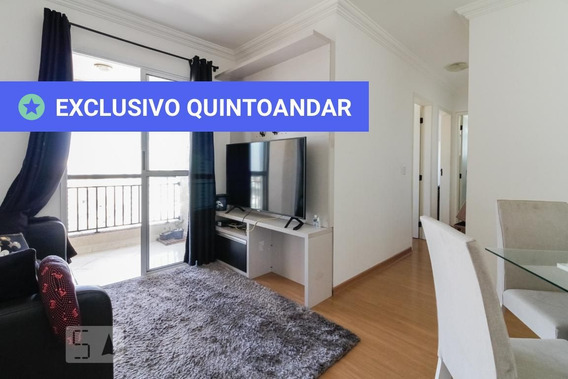 Apartamento No 13º Andar Com 2 Dormitórios E 1 Garagem - Id: 892941776 - 241776