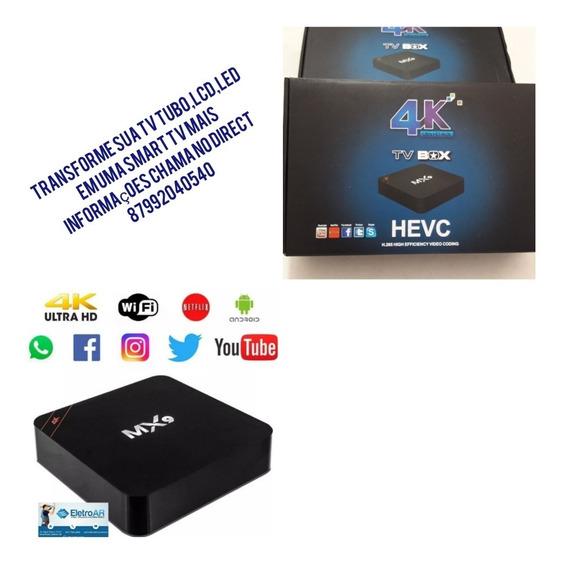 Tv Box Mx9 4k