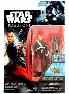 Chirrut Imwe Rogue One Star Wars Hasbro