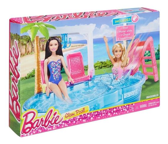 Barbie - Piscina Glam - Dgw22