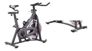 Bicicleta Spinning German Tek Sr5053 Personal, No Gym Icb Te