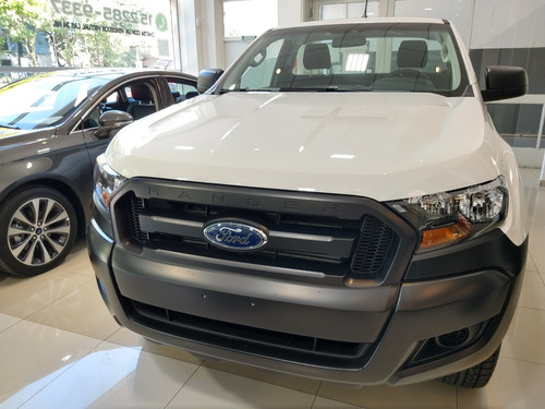 Ford Ranger 2.5 Cd Ivct Xl 166cv