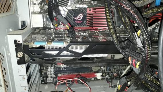 Placa De Video Gigabyte Geforce Gtx 760 Com Defeito .