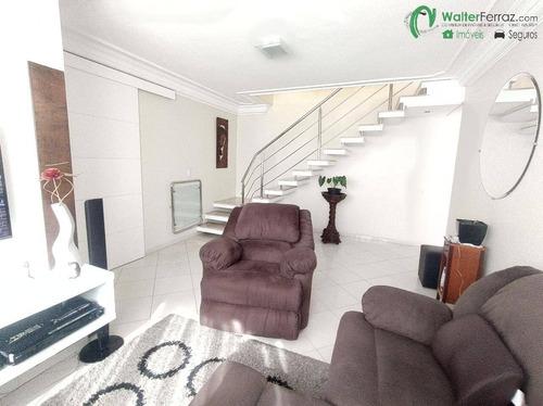Cobertura 3 Dormitórios 1 Suíte No Bairro Do Boqueirão - 2554