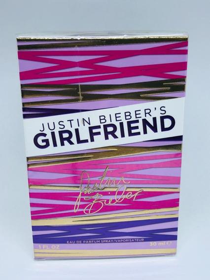 Justin Biebers Girlfriend Edp 30ml Original Lacrado