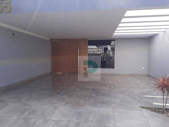 Alugo Casa Comercial No Parque Monte Líbano Em Mogi Das Cruzes - Ca0163
