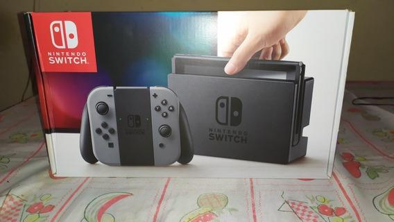 Nintendo Switch Desbloqueado Sd160gb+40jogos,leiam