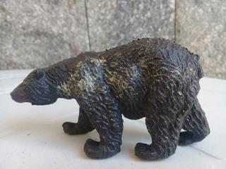 Miniatura Antiga De Urso ( Lembra Gulliver )