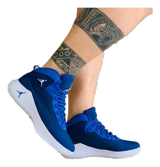 Zapatos Botas Botines Deportivo Jordán Para Caballero