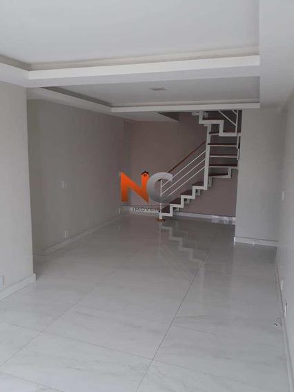 Cobertura Com 4 Dorms, Cachambi, Rio De Janeiro - R$ 560.000,00, 140m² - Codigo: 247 - V247