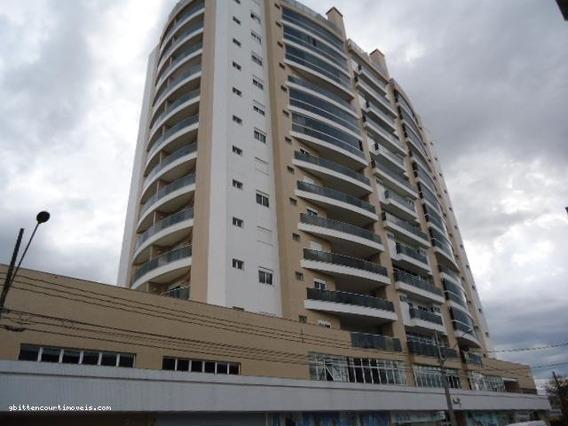 Apartamento Para Venda Em Ponta Grossa, Bairro Estrela, 2 Dormitórios, 2 Suítes, 3 Banheiros, 2 Vagas - 49